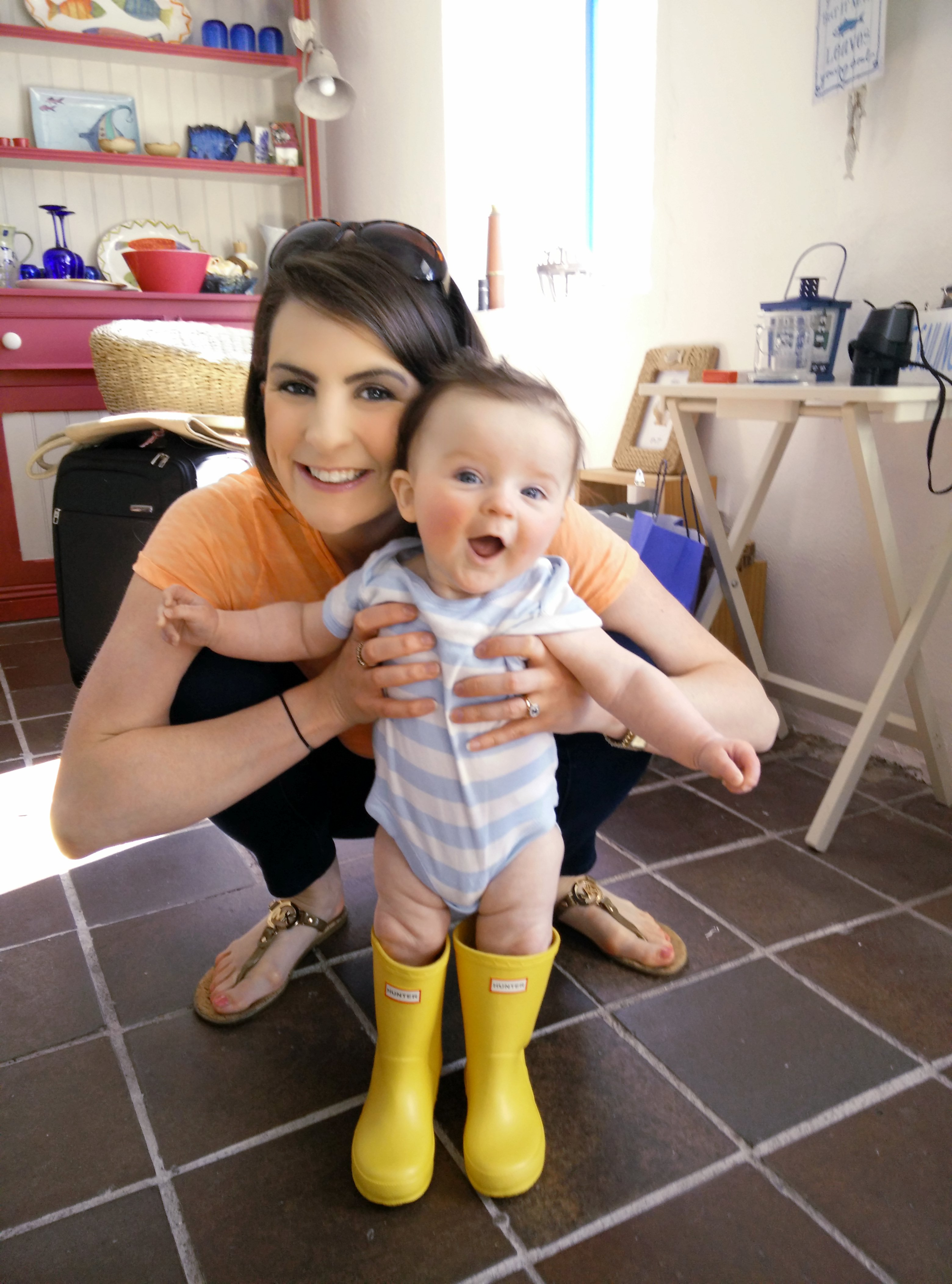 ca37284d93c Kids Hunter Wellies: A Tiny Human Favourite - Life With Tiny Humans